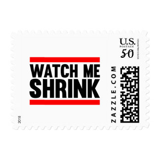 Watch Me Shrink Postage