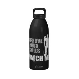 Watch Me Drinking Bottles