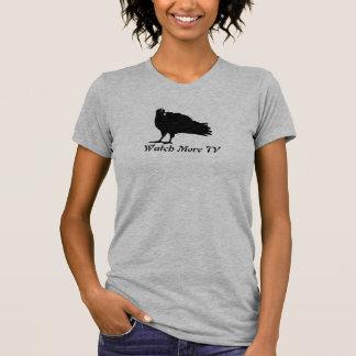 Watch More TV Vulture T Shirt