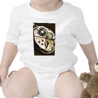 watch movement baby bodysuits
