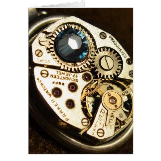 watch movement cards