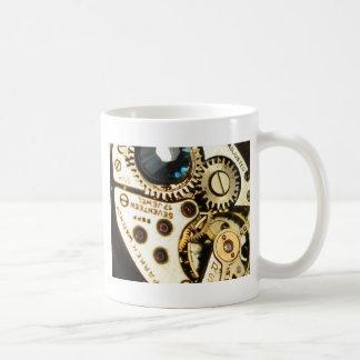 watch movement coffee mug
