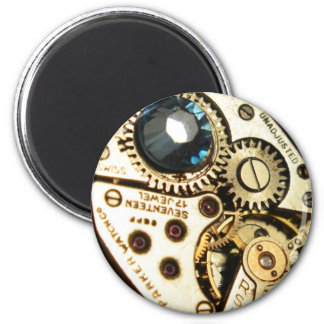 watch movement fridge magnets