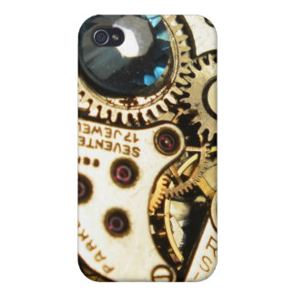 watch movement iPhone 4/4S covers