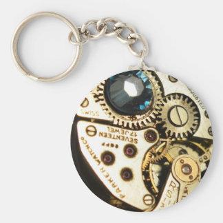 watch movement keychains