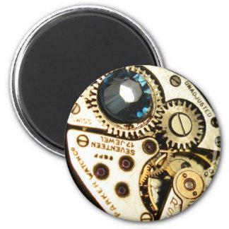 watch movement magnet