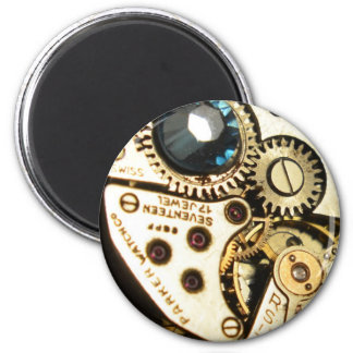 watch movement magnet
