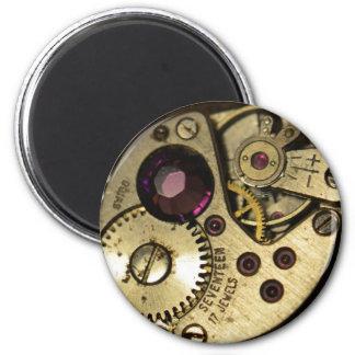 watch movement refrigerator magnets
