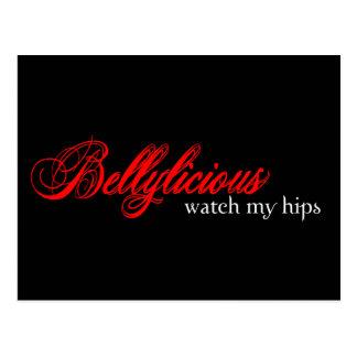 Watch My Hips Postcard