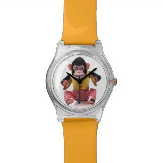 Watch My Monkey Wrist Watch