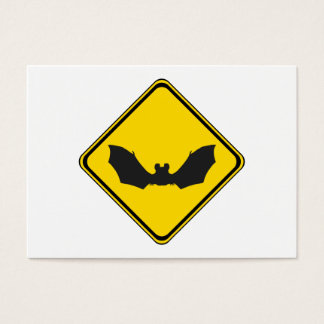 Watch Out: Bats! Business Card