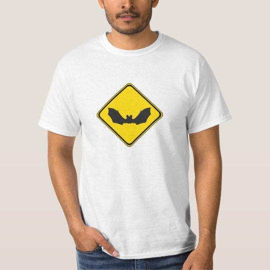 Watch Out: Bats! T-Shirt