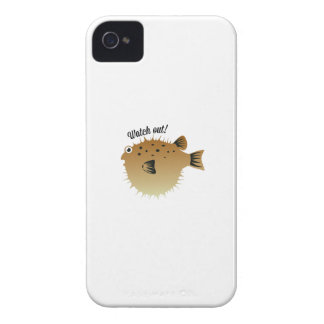 Watch Out iPhone 4 Case