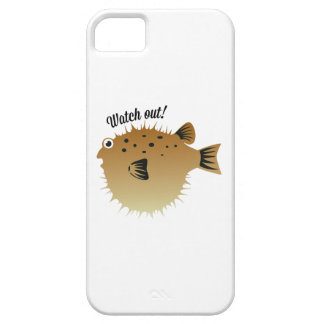 Watch Out iPhone 5 Cover