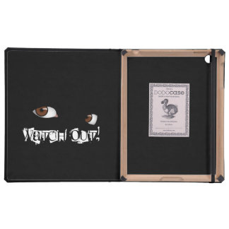 Watch Out DODOcase iPad Case
