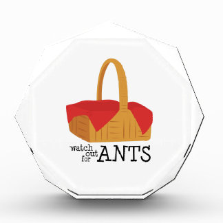 Watch Out For Ants Awards