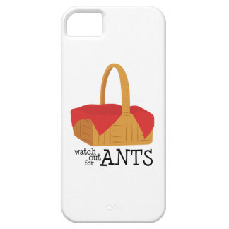 Watch Out For Ants iPhone 5 Covers