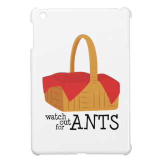 Watch Out For Ants Case For The iPad Mini