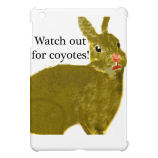 Watch Out for Coyotes Case For The iPad Mini