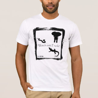 """Watch out, Frank!"" Wild Things T T-Shirt"