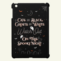 Watch Out On This Spooky Night iPad Mini Case