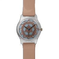 Watch - Quilt pattern
