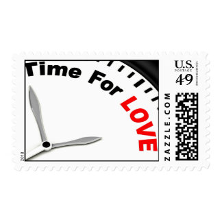 Watch showing Love Stamps