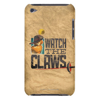 Watch The Claws Case-Mate iPod Touch Case
