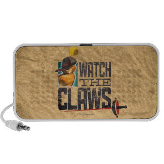 Watch The Claws Mp3 Speaker