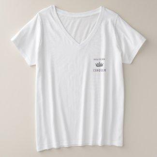 Watch the Queen Conquer PKU Awareness Shirt