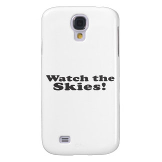 Watch the Skies! Galaxy S4 Cover