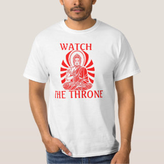 Watch The Throne 4 T-Shirt