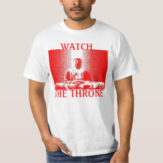 Watch The Throne 6 T-Shirt