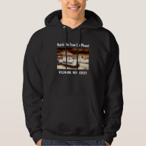 Watch The Tram Car Please Hoodie
