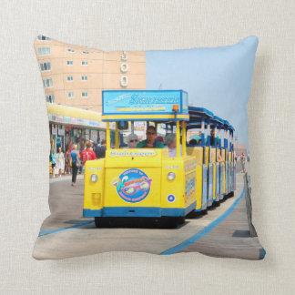 Watch The Tram Car Please Throw Pillow