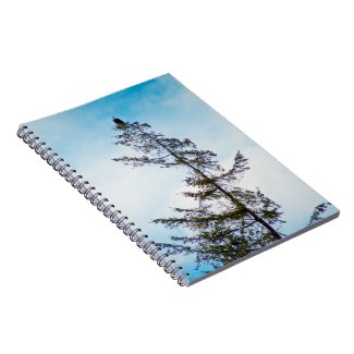 Watch Tower Spiral Notebook