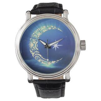 Watch: Tribal Moon Watch