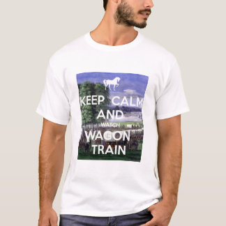 Watch Wagon Train T-Shirt