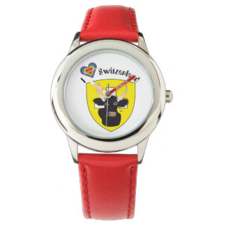 Watch with Swiss Design Uri Switzerland