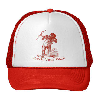 Watch Your Back Hat