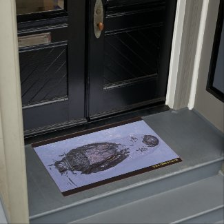 Watch Your Step Doormat