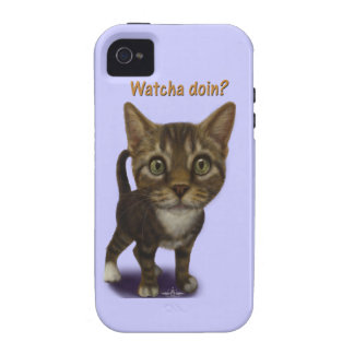 Watcha doin? Case-Mate iPhone 4 covers