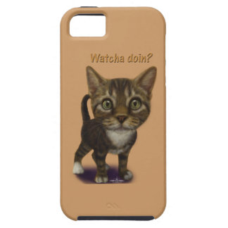 Watcha doin? iPhone 5 cover