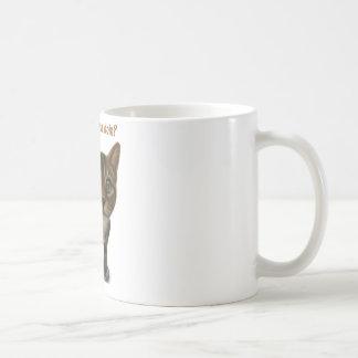 Watcha doin? mug