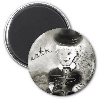 watchb&w magnet