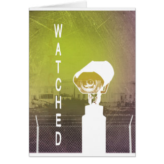 Watched Card