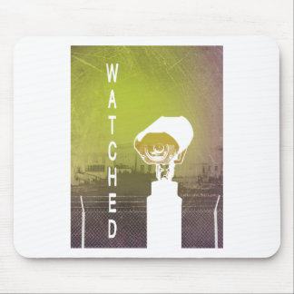 Watched Mouse Pad