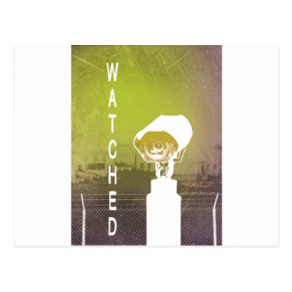 Watched Postcard