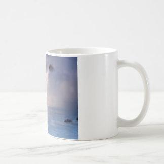 Watcher, Coniston water, Lake district Coffee Mug