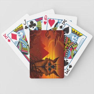 Watcher II (Sphinx) by J. Matthew Root Bicycle Card Deck